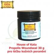 House of Kata Propolis Woundseal 30g, pro léčbu kožních poranění