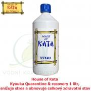 House of Kata Kyouka Quarantine & recovery 1 litr, snižuje stres a obnovuje celkový zdravotní stav