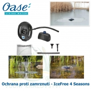 Ochrana proti zamrznutí - IceFree 4 Seasons