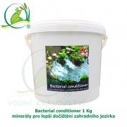 Bacterial conditioner 1Kg - minerály pro lepší dočištění zahradního jezírka