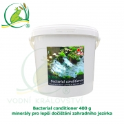 Bacterial conditioner 400g - minerály pro lepší dočištění zahradního jezírka