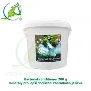 Bacterial conditioner 200g - minerály pro lepší dočištění zahradního jezírka