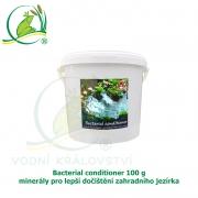 Bacterial conditioner 100g - minerály pro lepší dočištění zahradního jezírka