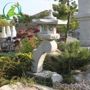Japonská lampa Rankei, natural hnědá, průměr 45cm