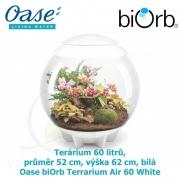 Oase biOrb Air white - Terárium 56 cm x 50 cm, bílá