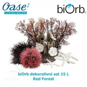 biOrb dekorativní set 15 L - Red Forest