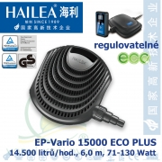 Hailea EP-Vario 15000 ECO PLUS, 71-130 Watt