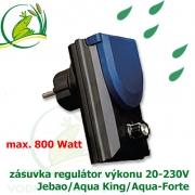 Regulátor výkonu FC-300, 20-230 Volt, max. 800 Watt, Jebao, AquaKing, Aqua-Forte