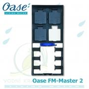 Oase FM Master 2, 4-zásuvka na dálkové ovládání, 1x stálé + 3x ovládané ON/OFF