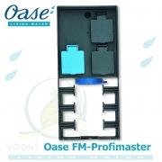 Oase FM Profimaster, 3-zásuvka na dálkové ovládání, 2x ovládané ON/OFF, 1x ovládané s regulací 0-100%, s přikonem až 1250 Watt, max. 3600 Watt