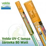 Originální T6 žárovka, lampa Velda 80 Watt pro UVC 2-Stream Power 80 Watt
