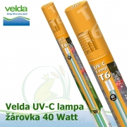Originální T6 žárovka, lampa Velda 40 Watt pro UVC 2-Stream Power 40 Watt