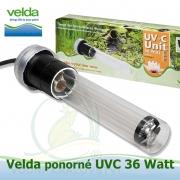 Velda ponorný UV zářič 36 Watt, do 36.000 litrů