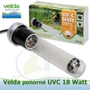 Velda ponorný UV zářič 18 Watt, do 18.000 litrů