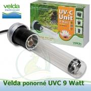 Velda ponorný UV zářič 9 Watt, do 9.000 litrů