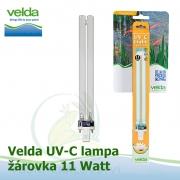 Originální Velda PL žárovka, lampa 11 Watt