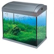 Akvárium 30 litrů s krytem + ZDARMA osvětlení + filtrace se vzduchováním