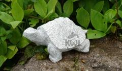 Želva  25 cm, šedá žula
