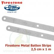 Firestone Metal Batten Strip 2,5 cm x 1 m, kovový uchycovací pásek