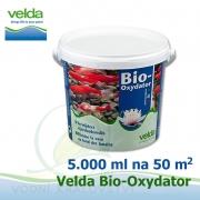 Bio-Oxydátor 5000 ml, kaložrout na 50-100 m2, celoroční bakteriální bio-preparát odstraňující kaly, usazeniny a nečistoty ze dna jezírek a biotopů