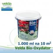 Bio-Oxydátor 1000 ml, kaložrout na 10-25 m2, celoroční bakteriální bio-preparát odstraňující kaly, usazeniny a nečistoty ze dna jezírek a biotopů