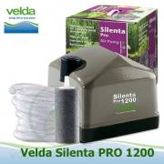 Vzduchovací set Velda Silenta 1200, 20 litrů/min., včetně 1 ks GIANT vzduchovacího kamene a 5 m hadičky