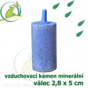 Vzduchovací kámen minerální, válec 28x50 mm