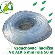Vzduchovací hadička POND AIR 6 mm, balení 50 m