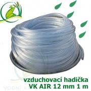 Vzduchovací hadička POND AIR 12 mm, cena za 1 metr