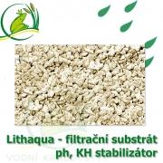 Jezírkový a filtrační substrát Lithaqua cca 25 kg, pH, KH, GH stabilizátor