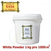 House Of Kata White Powder 1 kg, pro projasnění vody na cca 1000-5000 m3 vody a tvorbu biofilmu