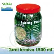 Jarní krmivo pro veškeré druhy ryb, balení 1500 ml