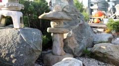 Japonská lampa - Yamadoro