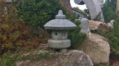 Japonská lampa - Oki Doufu