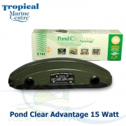 UVC zářič TMC Pond Clear Advantage 15 Watt