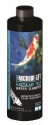 Microbe-lift Flocculant Plus 1 L na 20.000 litrů, bio flukolant pro extra rychlé projasnění vody, odstranění zákalů a zelené vody