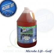 Microbe-Lift Golf 4 L, bakterie pro biotopy, koupací a golf jezírka na 100-400 m3