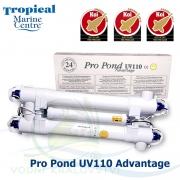 UV-C lampa TMC 110 W, UV zářič TMC Pro Pond Advantage 110 Watt