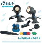 LunAqua 3 Set 2, sada trafo + 2x20 Watt světlo