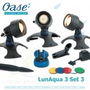 LunAqua 3 Set 3, sada trafo + 3x20 Watt světlo