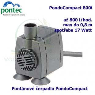 Pontec PondoCompact 800i
