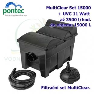 Pontec MultiClear Set 15000