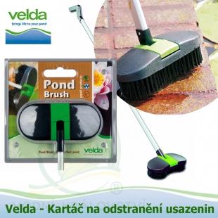 Kartáč na odstranění usazenin - Velda Pond Brush