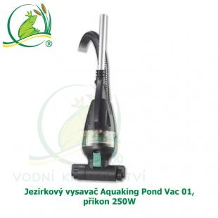 Jezírkový vysavač Aquaking Pond Vac 01, příkon 250W