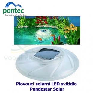 Plovoucí solární svítidlo - Pondostar Solar