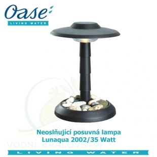 Neoslňující posuvná lampa Lunaqua 2002/35 Watt