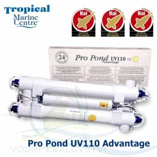 UV zářič TMC Pro Pond Advantage 110 Watt