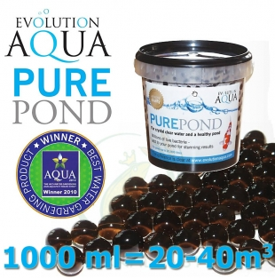 Evolution Aqua Pure Pond Black Ball