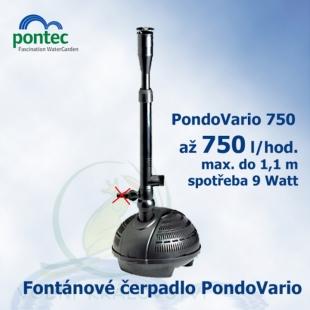 Oase Pontec PondoVario 750