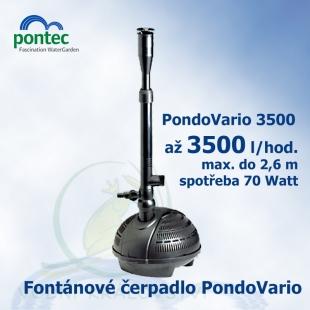 Oase Pontec PondoVario 3500